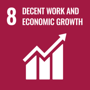 Sustainable goal 8, Decent work and economic growth